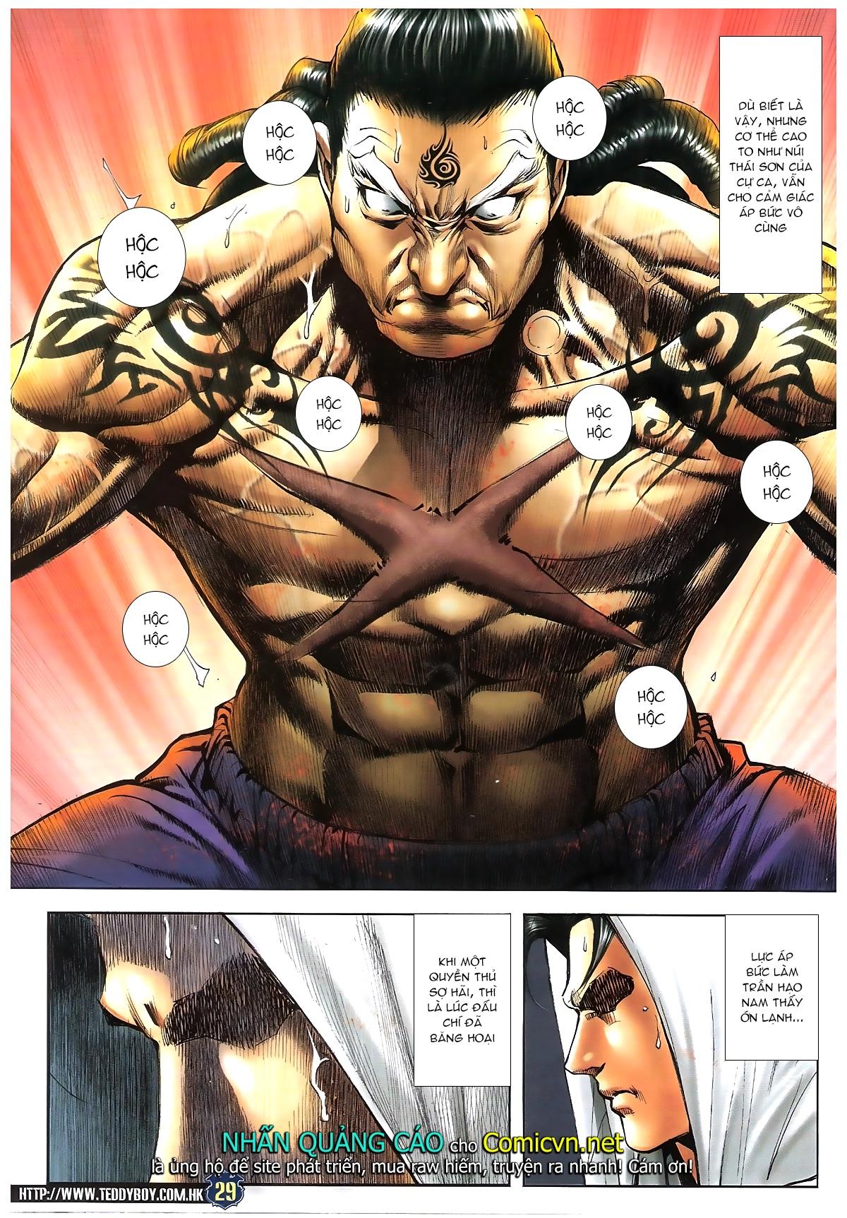 Người Trong Giang Hồ - Chapter 1627: Sợ vỡ mật - Pic 27