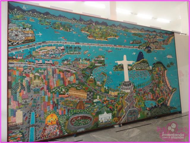 Museu Intenacional de Arte Naif no Rio e Janeiro