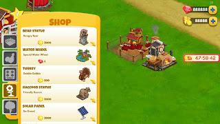 Hack kim cương game Farm Day Village Farming