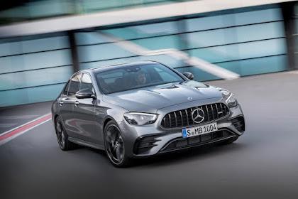 2021 Mercedes-AMG E 53 Sedan Review