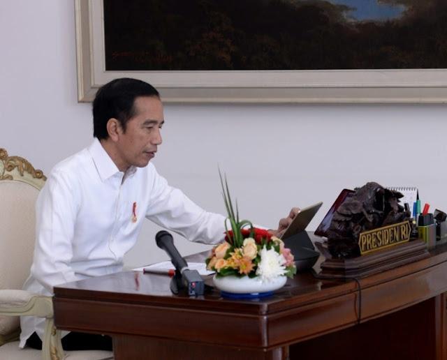 Presiden Jokowi: Saya Tegaskan, Belum Ada Kebijakan Pelonggaran PSBB