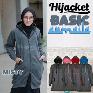 Hijacket Basic Misty (Abu Tua)