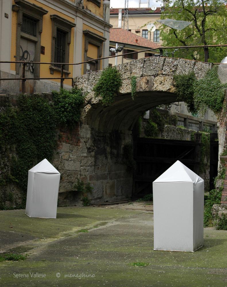 artbusivo\' 2008 MILANO ·· meneghino & Serena Vallese ·· Aldo-Rossi ...