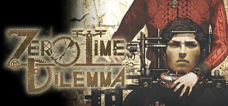Zero Escape Zero Time Dilemma MULTi2-ElAmigos