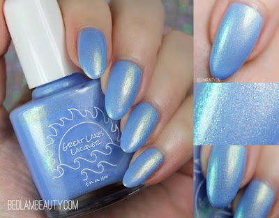 Great Lakes Lacquer Someone Who Has Yet to Come | Westworld Collection