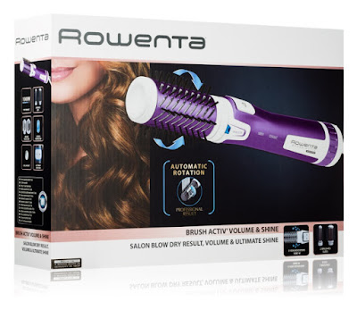 Rowenta brush active volume & shine