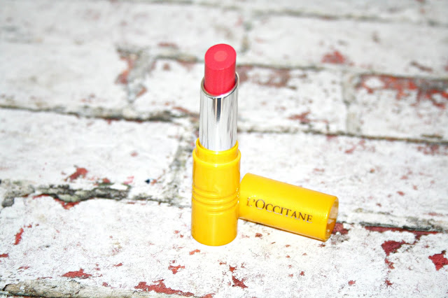 L'Occitane Fruity Lipstick Provence Sunset