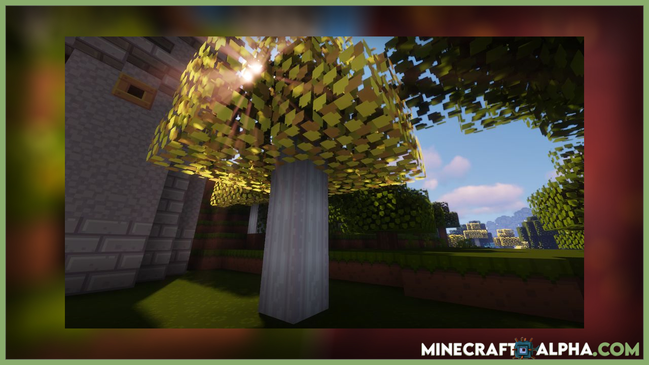 Minecraft Dandelion X Resource Pack For 1.17.1 To 1.16.5 (Fps Boost Texture Pack)