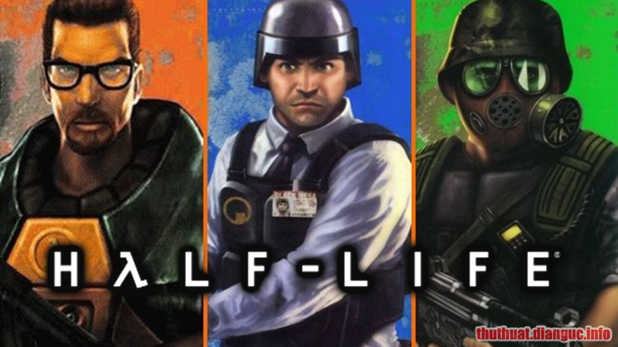 Download Game Half-Life: Game of the Year Edition + Opposing Force + Blue Shift