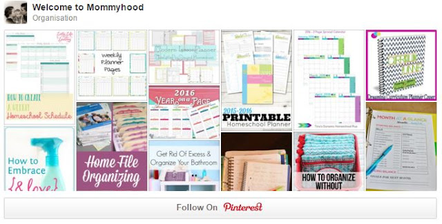 Home organization tips: free printable resources round up by Welcome to Mommyhood #homeorganizationtips