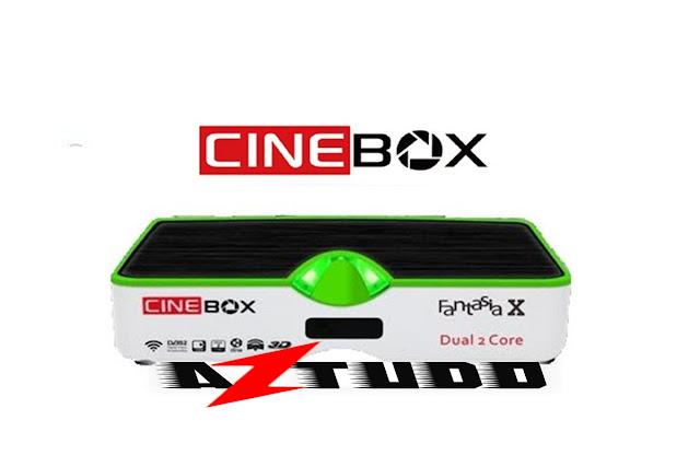 Resultado de imagem para CINEBOX FANTASIA X  AZTUDO