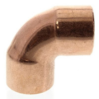 air compressor copper pipe elbow