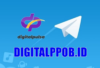 transaksi via telegram digital pulsa