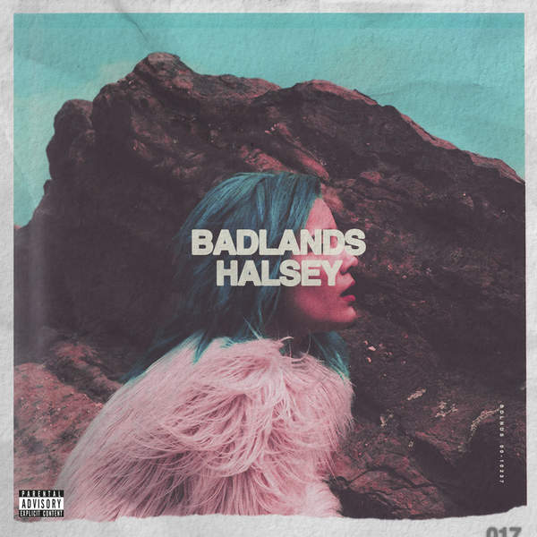 Halsey - BADLANDS (Deluxe) Cover