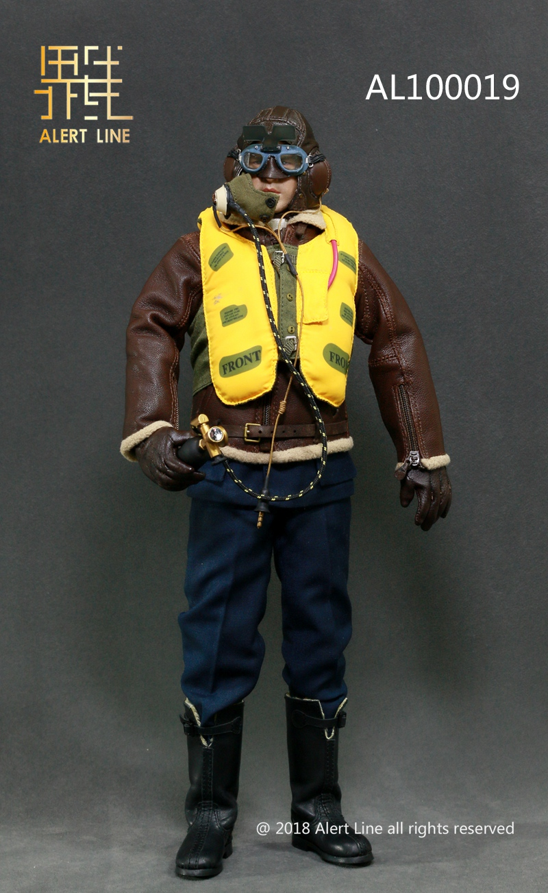 toyhaven: Alert Line 1/6th WWII Royal Air Force Fighter ...