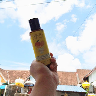 N'pure body lotion