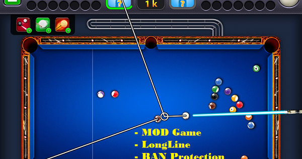 8 Ball Pool line hack Ios Room android 2015