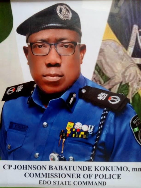 Criminal gang's plans to rob banks, commercial centres uncovered - Edo State Police Command