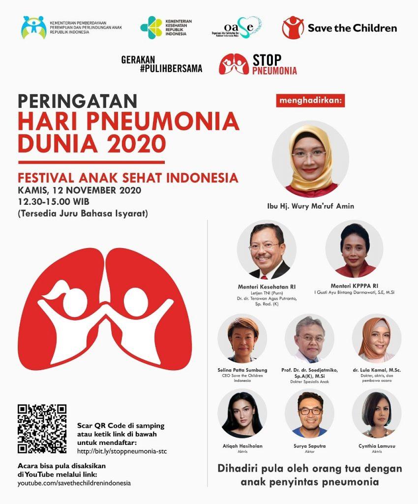 Mencegah Pneumonia