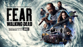 Fear The Walking Dead 4° Temporada – Episódio 14