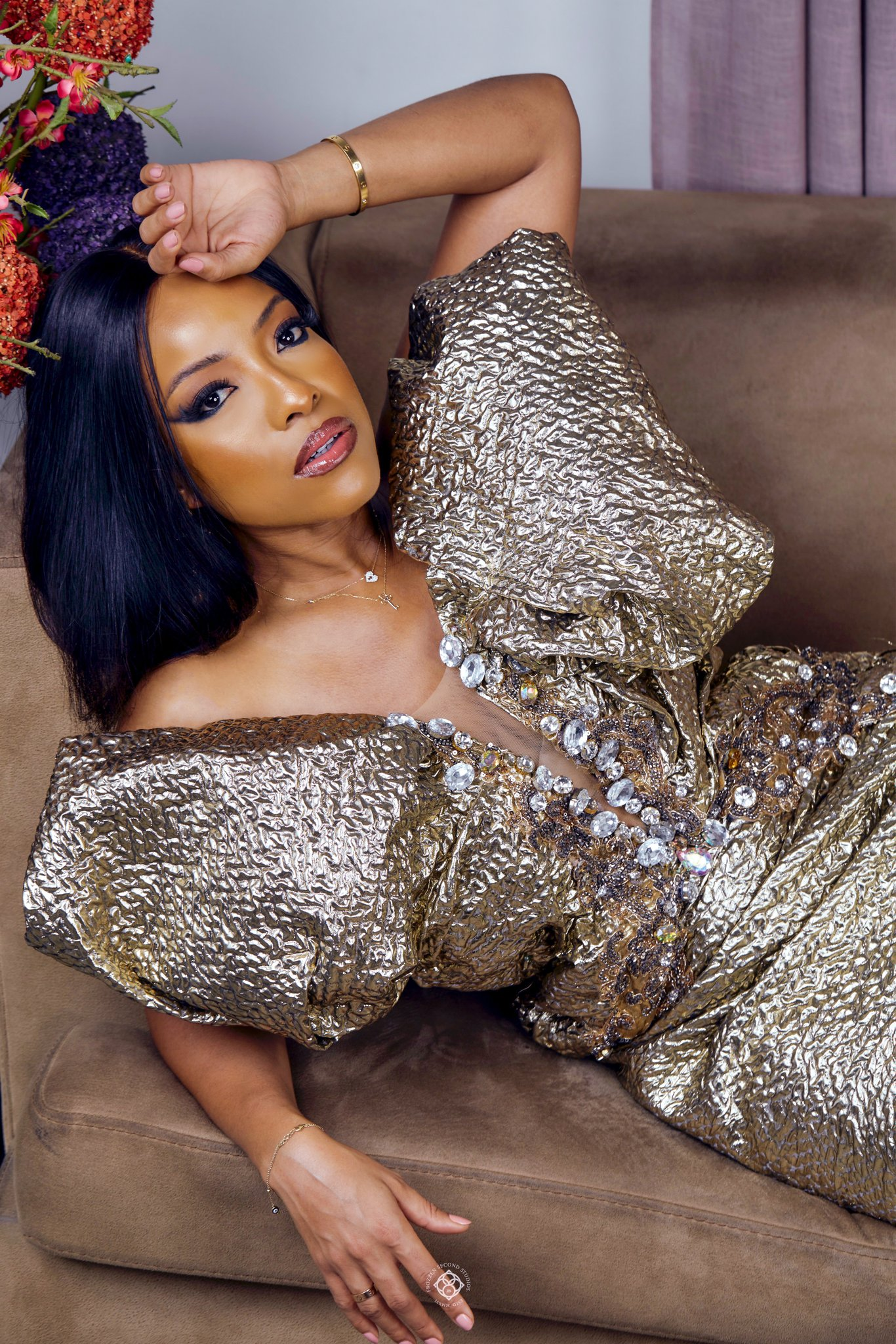 These Beautiful Pictures of Ghanaian Actress Joselyn Dumas Will Make Your Day (Pictures)