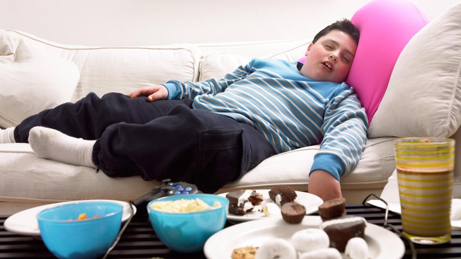 Mengatasi Kegemukan Obesitas Pada Anak MITRA RISET