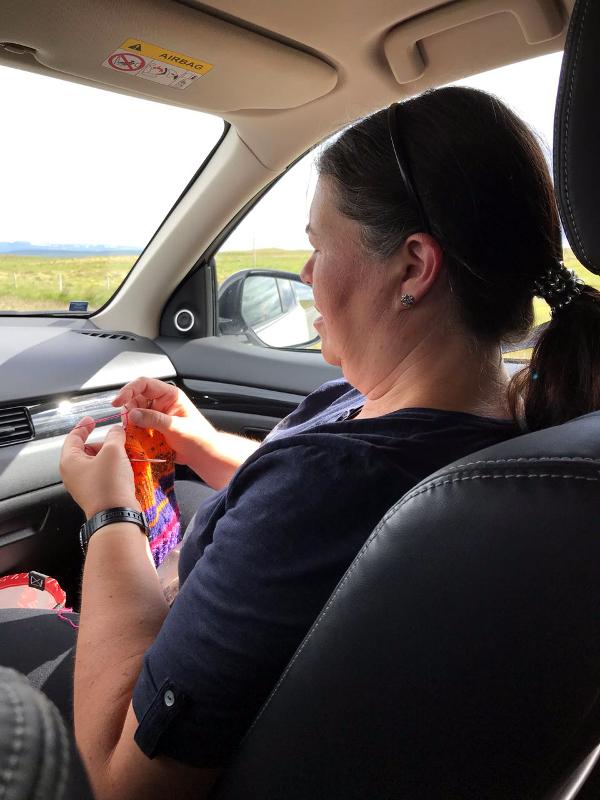 Автостопом по Исландии
