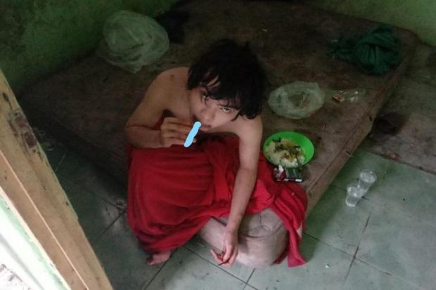 Sering Pukuli Orang Tua Karena Gangguan Jiwa, Pemuda di Purwakarta Terpaksa Harus Hidup Sebatang Kara