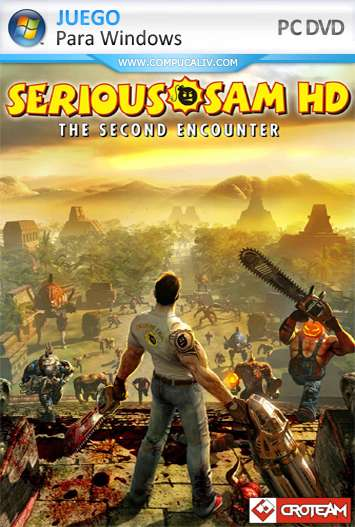 Serious Sam HD The Second PC Full Español