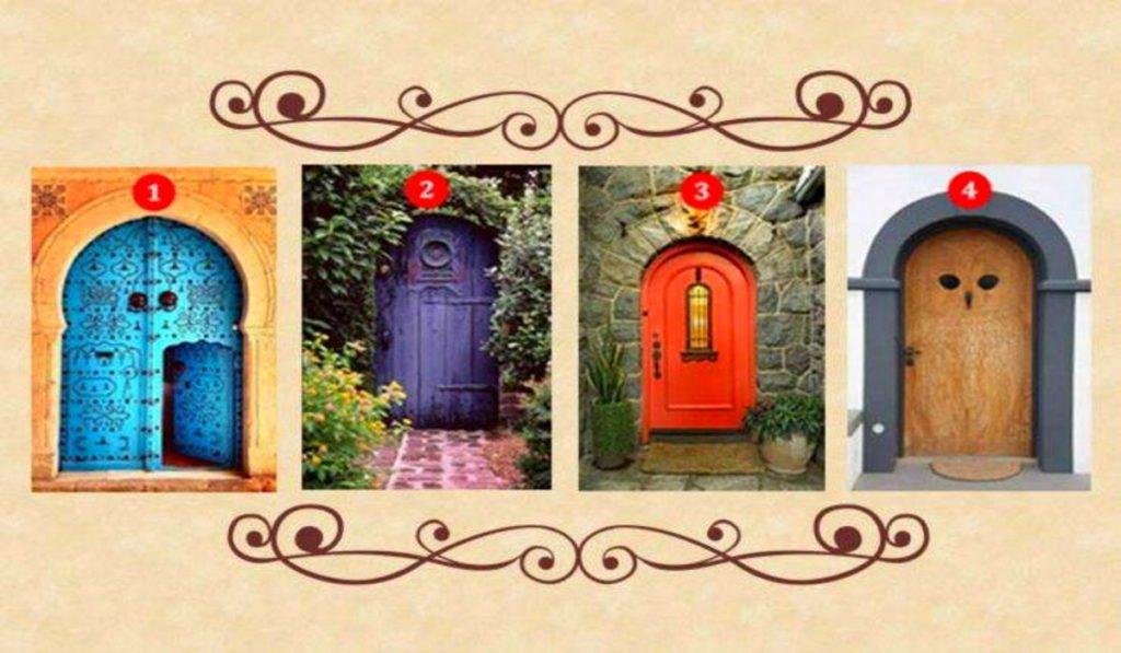 Tes Kepribadian: Pilih Salah Satu Pintu Berikut Untuk Mengetahui Sifat Menarik dan kepribadian Anda! Lengkap Dengan Arti Disetiap Pintu