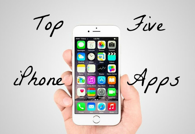 Top Five iPhone Apps