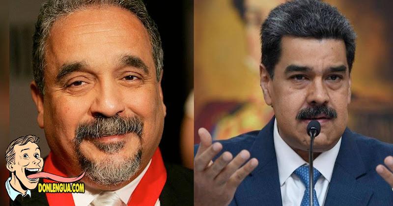 Willie Colón envía la foto de la Paloma de la Paz que necesita Nicolás Maduro