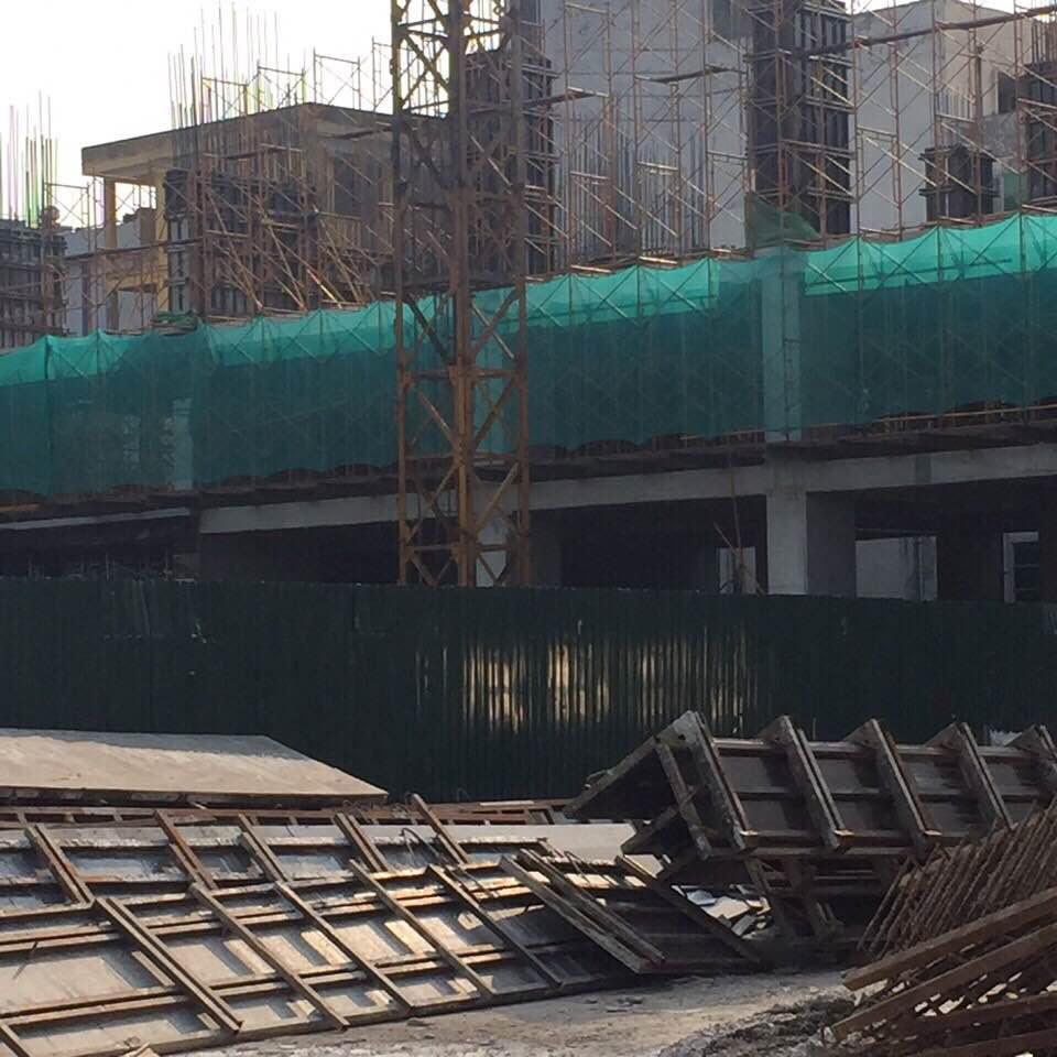 chung cư hongkong tower đê la thành