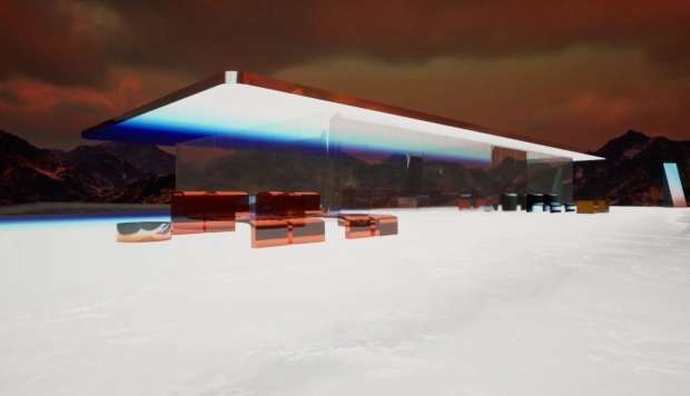Canadian artist Krista Kim: The first virtual house on Mars sold for more than $ 500,000!
