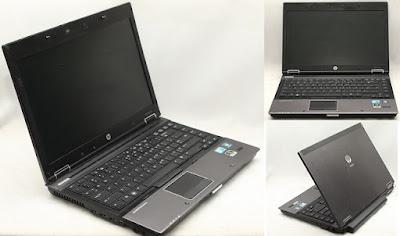 Laptop Designer HP Elitebook 8440W Second