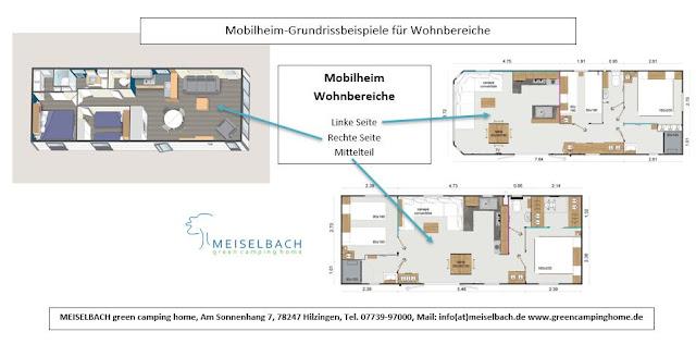 Wohnbereich Mobilhiem Meiselbach