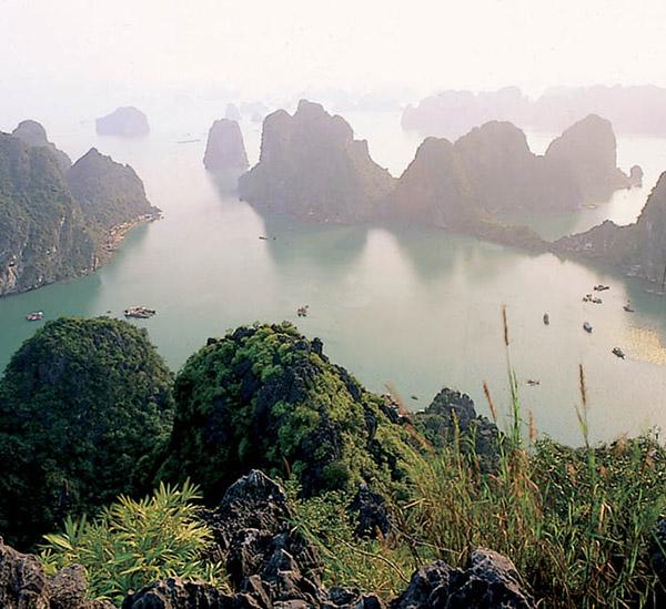 Viajes a Vietnam, Bahia de halong