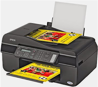 Epson NX300 Printer Driver Download Free