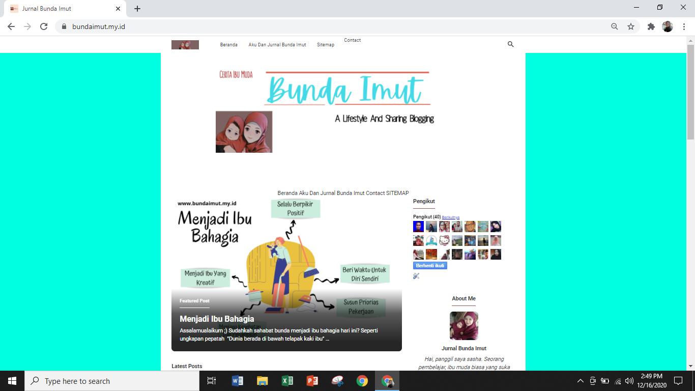 tips merubah template blog
