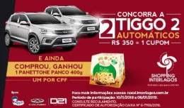 Promoção Shopping Interlagos Natal 2018 Ganhe Panettone Concorra Automóveis
