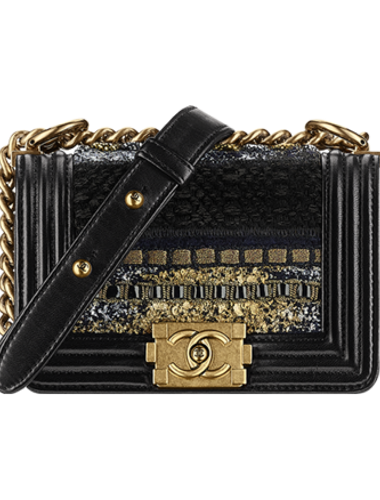 Chanel Fall/Winter 2016/17 Accessories