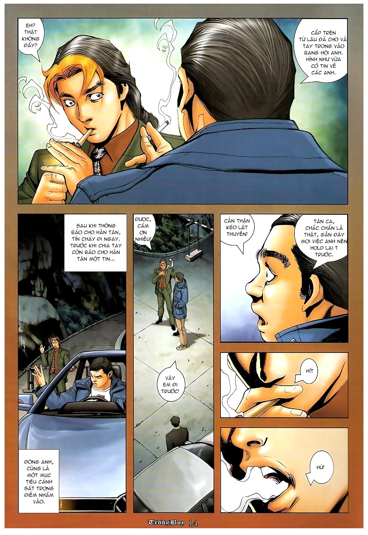 Người Trong Giang Hồ - Chapter 1263: Mua mạng Ngũ Hổ - Pic 12
