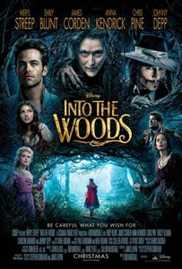 Poster original de Into the Woods