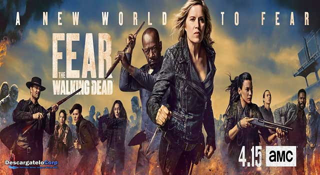 Fear The Walking Dead Temporada 4 HD Latino