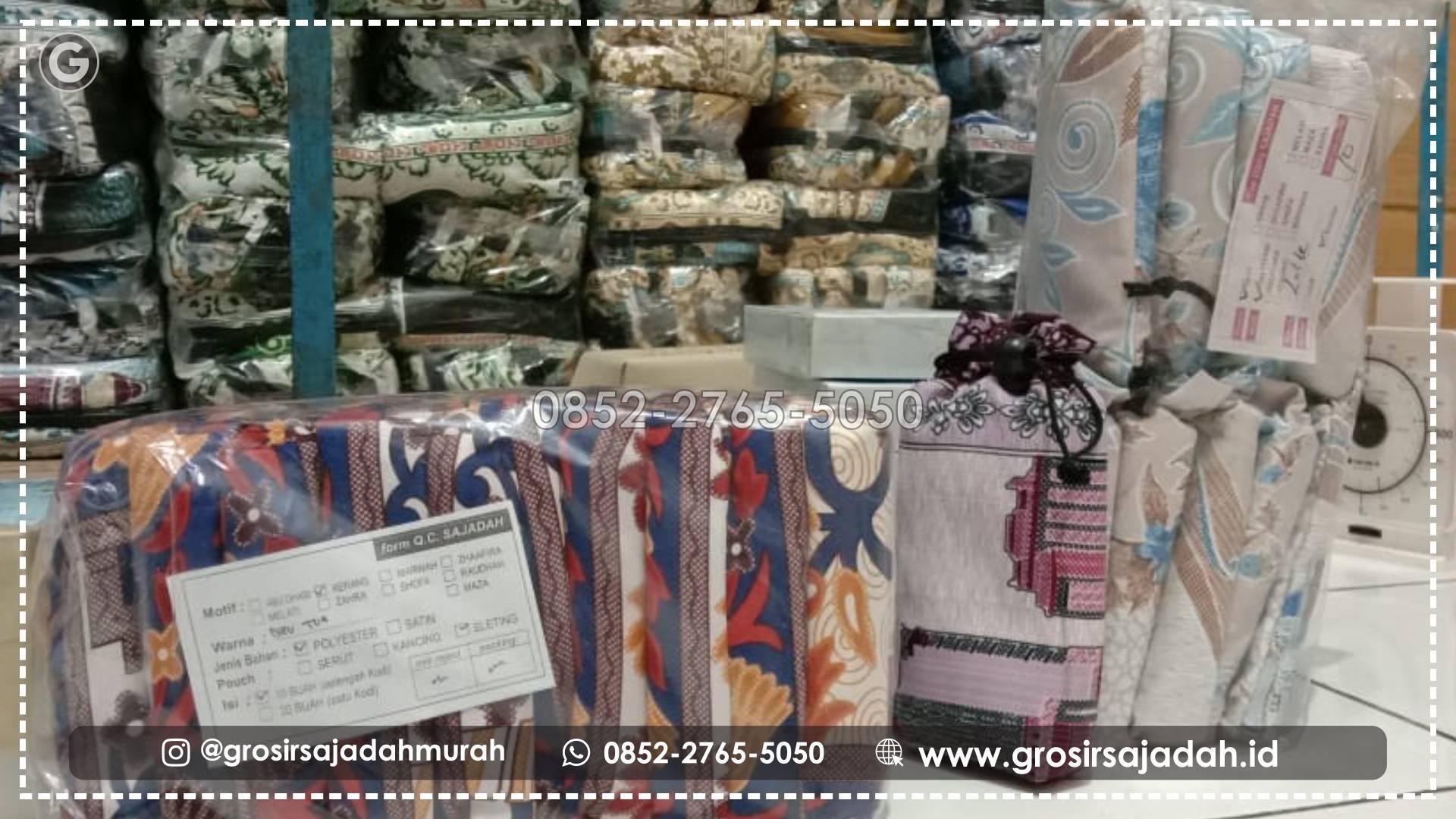 Pusat Grosir Sajadah Makassar Harga Terjangkau