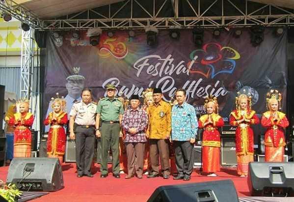 Festival Bumi Rafflesia Ditargetkan Masuk Top 100 Wonderful Indonesia