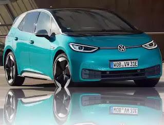 lista castigatori concurs Let's Experience Together 2021 masina electrica volkswagen id 3