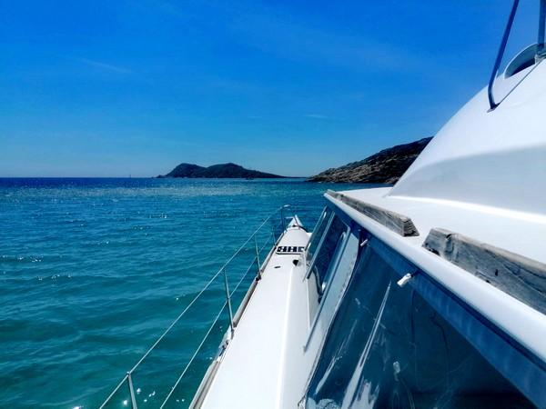 Tivicat Daycharter, un catamaran eco-responsable à St Tropez