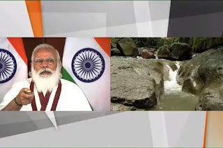 Prime Minister Narendra Modi on Monday (March 22) launched the 'Jal Shakti Abhiyan: Catch the Rain' campaign on World Water Day via video conferencing.