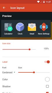 Nova Launcher Prime screenshot 3